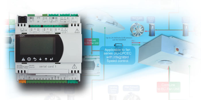 EcoVent Intelligent Controller