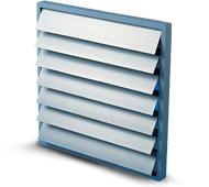 Backdraft Shutters Type WSK