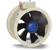 Short Case EC Series - Axial Fans