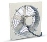 Compact 2000 Series - Square Plate Axial Fans