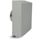 Ezifit Thru Wall Exhaust Fan Fantech