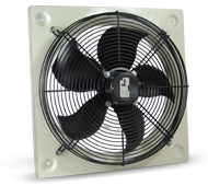 HXM Series - Square Plate Propeller Fans