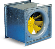 Multiflow Series - Mixed-Flow Fans