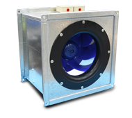PowerLine Ultra EC Series - Mixed-Flow Fans