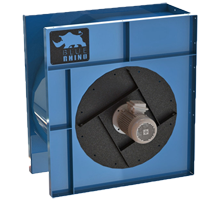 Blue Rhino Single-Width, Single Inlet Blower - Box