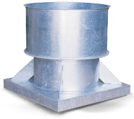 HC Series - High Capacity Axial Roof Fans