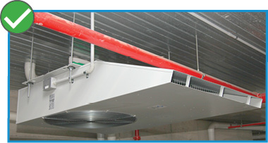 Ventilation System For Basement Car Park