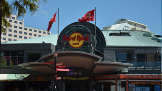 Hard Rock Café - Darling Harbour