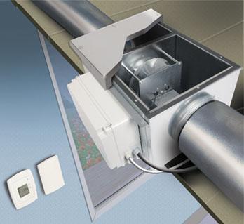 Demand Control Ventilation Product Showcase Fantech