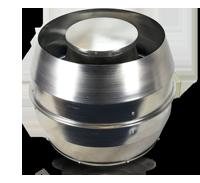 Commercial Kitchen Exhaust Fan - Systemaire - V61-224-3P fans - Fantech